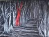 Brigitte Schmid, Der rote Baum