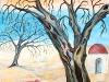 Peter Grisar, 2 Olivenbäume