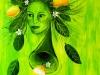 Birgit Kammer, Die schöne Limona, Öl