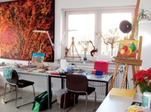 Malschule Gabriele Wasmer-Wedel München